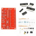 Kits DIY Metros Contador De Freqüência de 1Hz-50 MHz Cristal Oscilador módulo