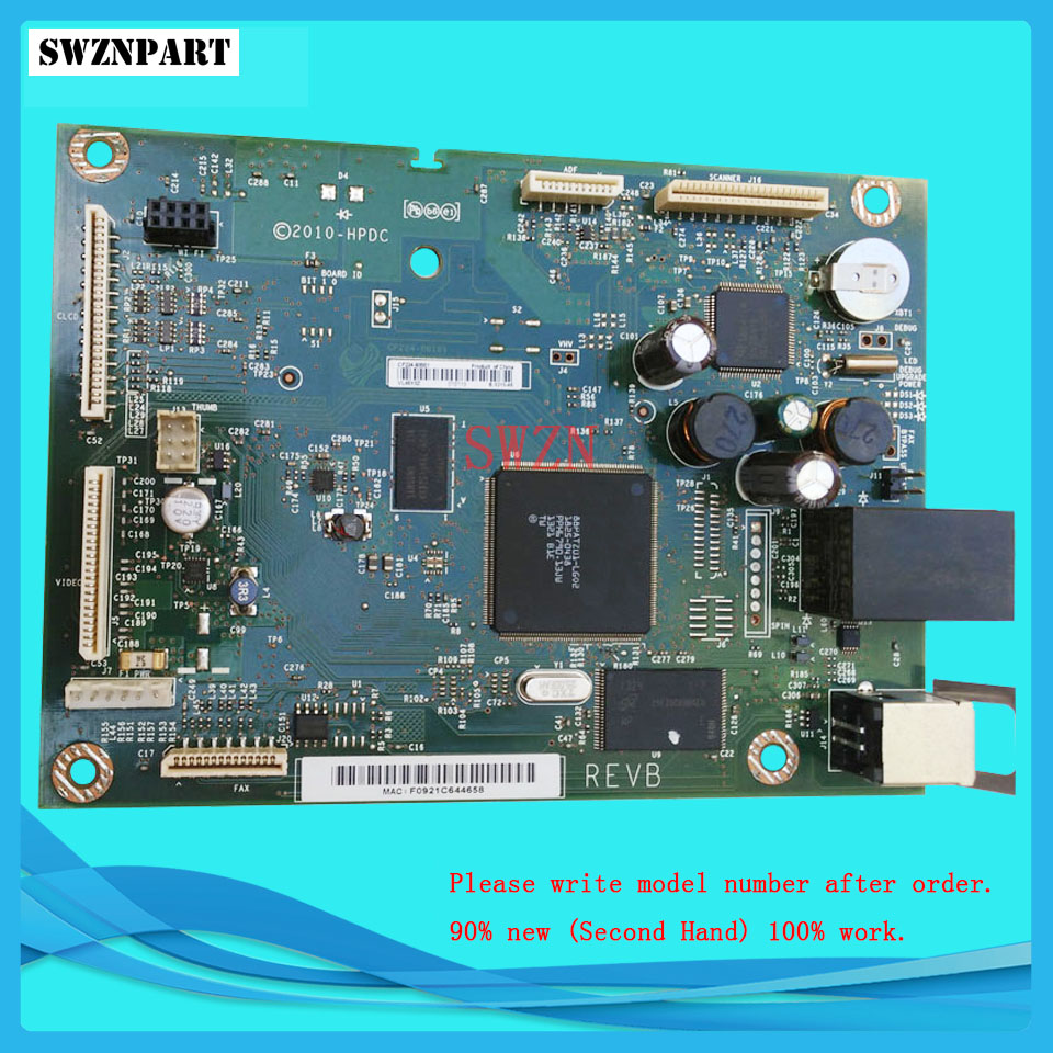 FORMATTER PCA ASSY Formatter Board logic Main Board MainBoard mother board for HP M276NW M276 276 276NW CF224-60001 CF224-80101 formatter pca assy formatter board logic main board mainboard mother board for hp laserjet pro cp1025nw cp1025n cp1025w 1025w