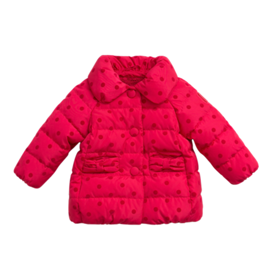 ФОТО Girls Winter Jacket Child Girls Down Coat Parkas Outerwear And Coats For Girls White Duck Long Down Jacket 50F1517