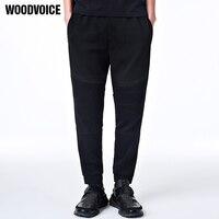 New Arrive Mens Joggers Fashion Brand Clothing Hoody Pants Casual Pants Black Sweatpants Male Mid Waist