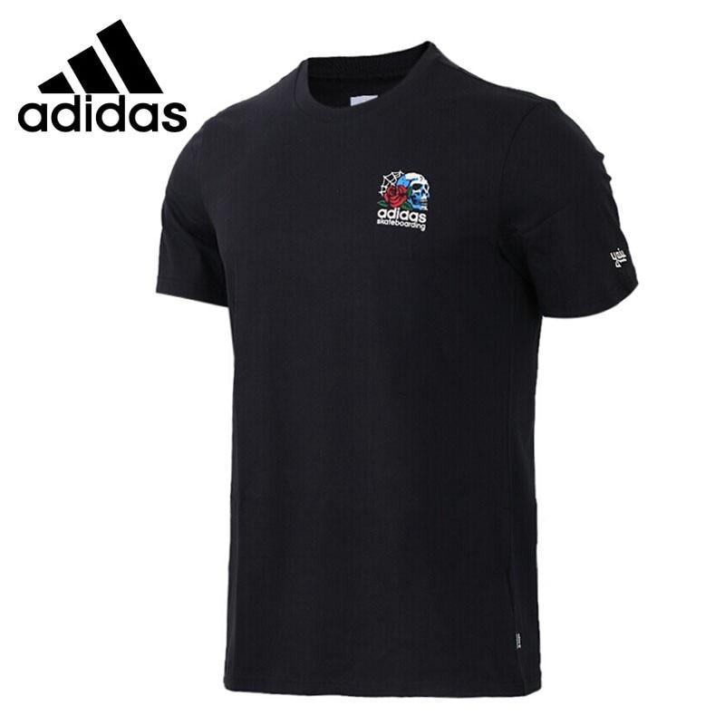 Original New Arrival 2018 Adidas Originals SHACKLES TEE Men's T-shirts short sleeve Sportswear original new arrival 2017 adidas originals s s camo color men s t shirts short sleeve sportswear