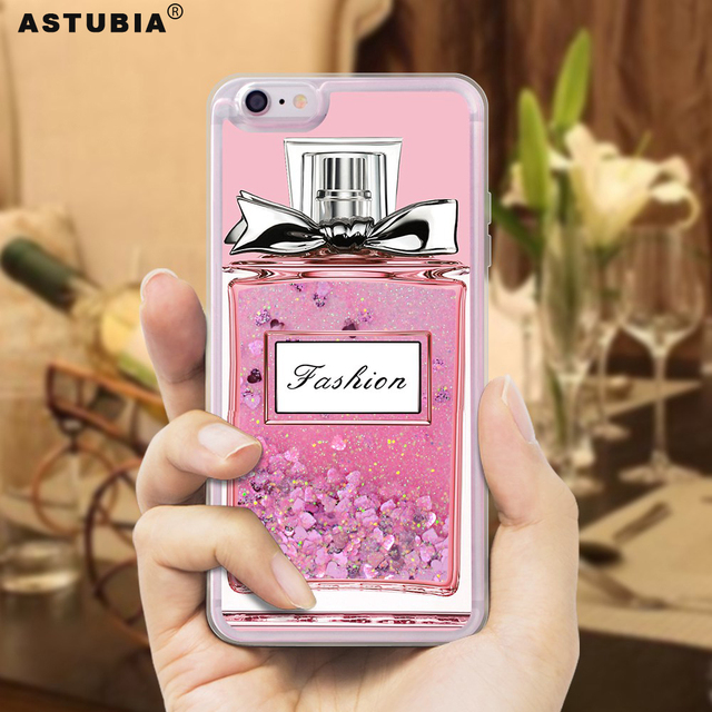 new product 82f9f 2efca US $3.98 |Luxury Glitter Liquid Phone Cases For iPhone 6s Plus Case  Silicone Coque For iPhone 6 Plus Case Cover For iPhone 6Plus Case Capa-in  Fitted ...