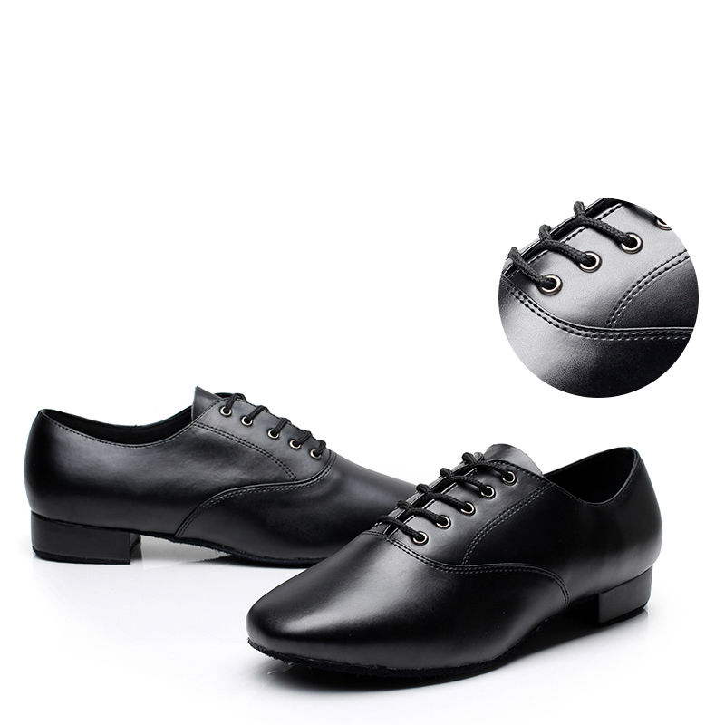 Professional Latin Dance Shoes Brand Men Sports Ballroom Jazz Shoes durability Social Dancing Sneakers Full Grain Leather 9013 genuine leather latin dance shoes male adult square dance shoes tango ballroom ballroom men shoes sports male sneakers shoes