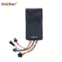 SinoTrack ST 906 GSM GPS Tracker For Car Motorcycle Vehicle Tracking Device With Cut Off Oil