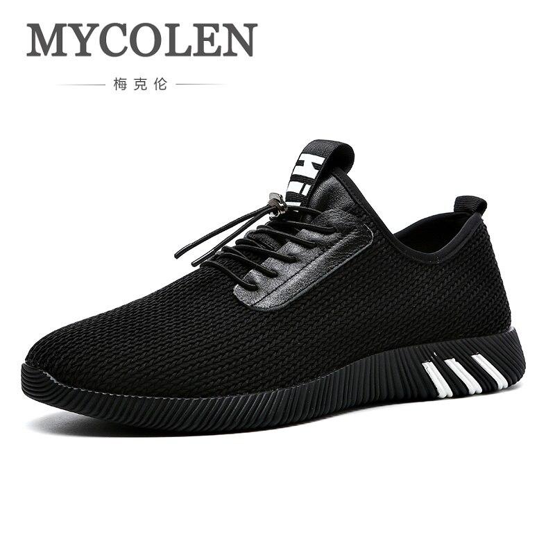 Nuevos Soulier Transpirable Zapatillas Ocio De Mycolen Alta Zapatos Homme 2018 Hombres Deporte Verano Calidad Los Negro Malla Moda 8wgFxBqZ