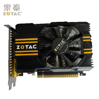 Original ZOTAC GT630 1GD5 Thunder MB Graphics Card For NVIDIA GeForce GT630 GT600 1GD5 1G Video