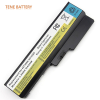 11.1V 5200mAh OEM Replacement Laptop Battery for Lenovo G450 G450M G455 B460 G430 G530 L3000 Free Shipping 42T4586 42T4585