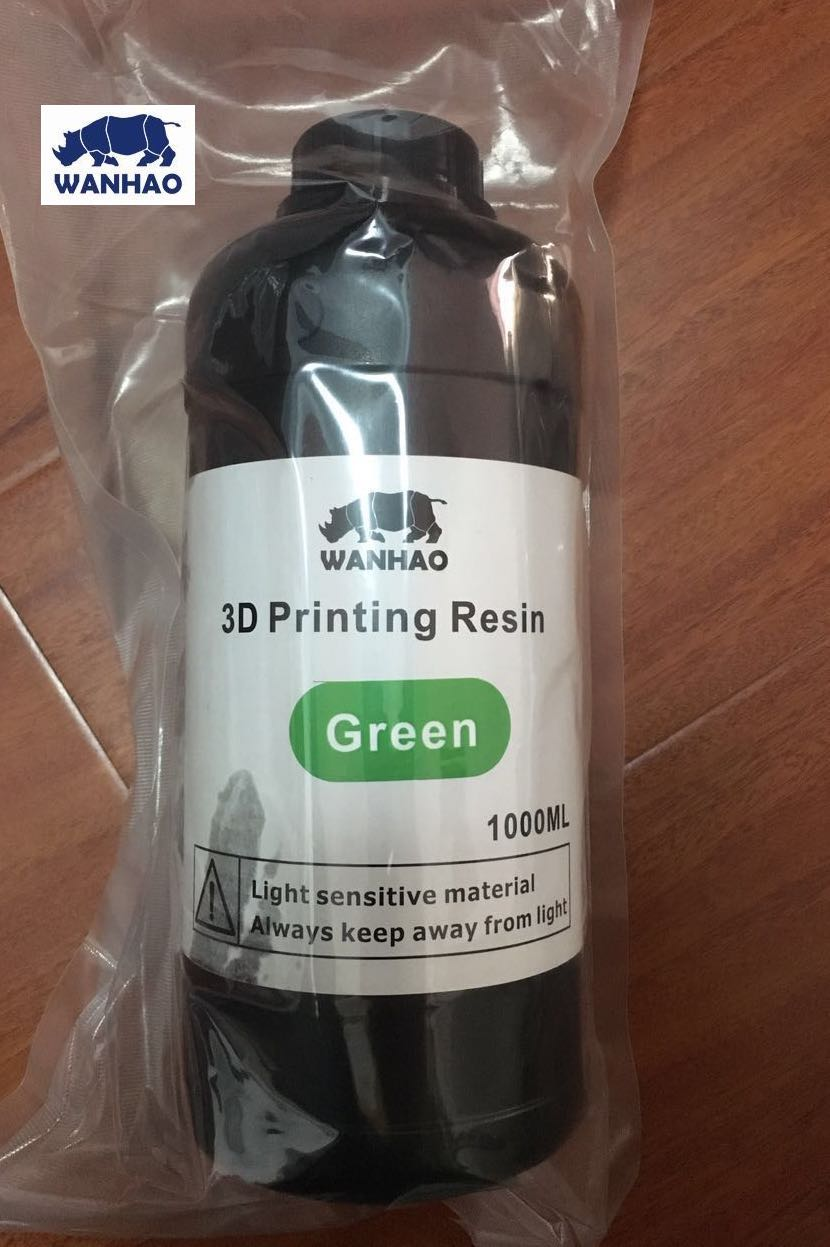 UV Resin-Green