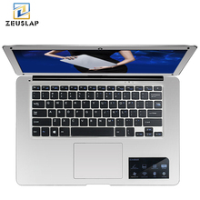 ZEUSLAP A8 14inch Ultraslim 8GB RAM 256GB SSD Windows 10 System Intel Quad Core 1920x1080P FHD