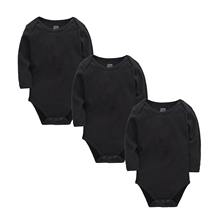 Kavkas детские комбинезоны унисекс Одежда для новорожденных хлопок осень зима 3 шт. комбинезоны Roupa De Bebes Одежда для девочек