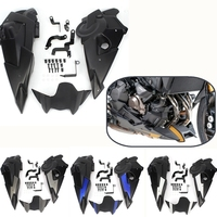 Black/Blue/grey Bellypan Engine Spoiler Fairing for Yamaha FZ 07 MT 07 FZ07 MT07 2014 2015 2016 2017 2018 FZ 07 MT 07