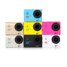 C3 Bicycle Surfing Skiing Swimming New Full HD 1080P WIFI H16R Action Sports Camera Camcorder Waterproof 30 Meters Depth+Remote