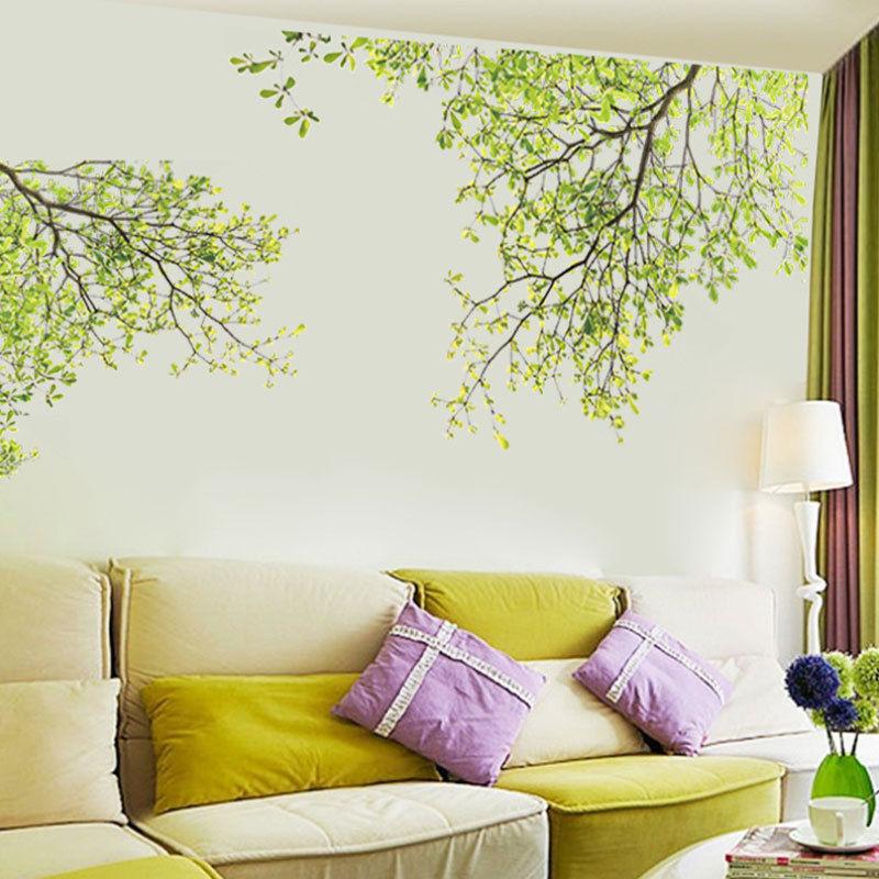 10 Home Decor Stores We Love: Aliexpress.com : Buy 60x90cm Family Big Tree Wall Sticker