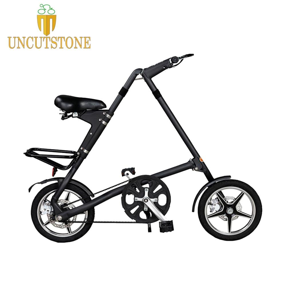 Road Bicycle Folding Bike 16 Inch 14 Inches Bike Wheel ,BXW  Complete Road Bike, Retro Frame Plating FrameType