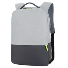 2018 New simple and ultra-light Korean mens computer backpack business travel