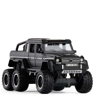 1:32 Toy Car G63 Metal Toy Alloy Car Diecasts Toy Vehicles Car Model With light Sound Car Toys For Children Gifts