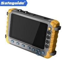 5 Inch TFT LCD 1080P 5MP 4 IN 1 TVI AHD CVI Analog CCTV Tester Security