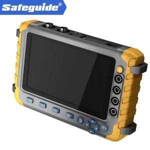 Image 1 - 5 дюймовый TFT ЖК дисплей 1080P 5MP 4 в 1 TVI AHD CVI Аналоговый тестер CCTV тестовый er камера безопасности монитор VGA HDMI вход аудио тест
