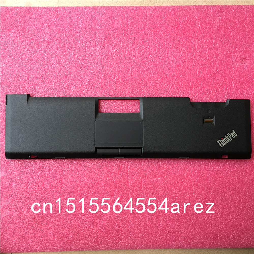 New laptop Lenovo ThinkPad T500 W500 Touchpad Palmrest cover case/The keyboard cover with Fingerprint Touchpad 44C0664New laptop Lenovo ThinkPad T500 W500 Touchpad Palmrest cover case/The keyboard cover with Fingerprint Touchpad 44C0664
