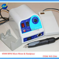 New 45000 Rpm Dental Lab Jewelry Industry Beauty Care SHIYANG N8 Micromotor Carving Grinder Machine With