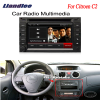 Car Android GPS Navigation Radio For Citroen C2 2003~2009 TV DVD Player Audio Video Stereo Multimedia System