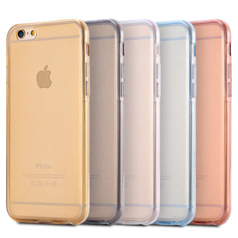 360 Protective Crystal Clear Case