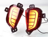 1set Car Styling for Suzuki ignis taillights LED 2016~2019year ignis Tail Lamp car accessories rear light