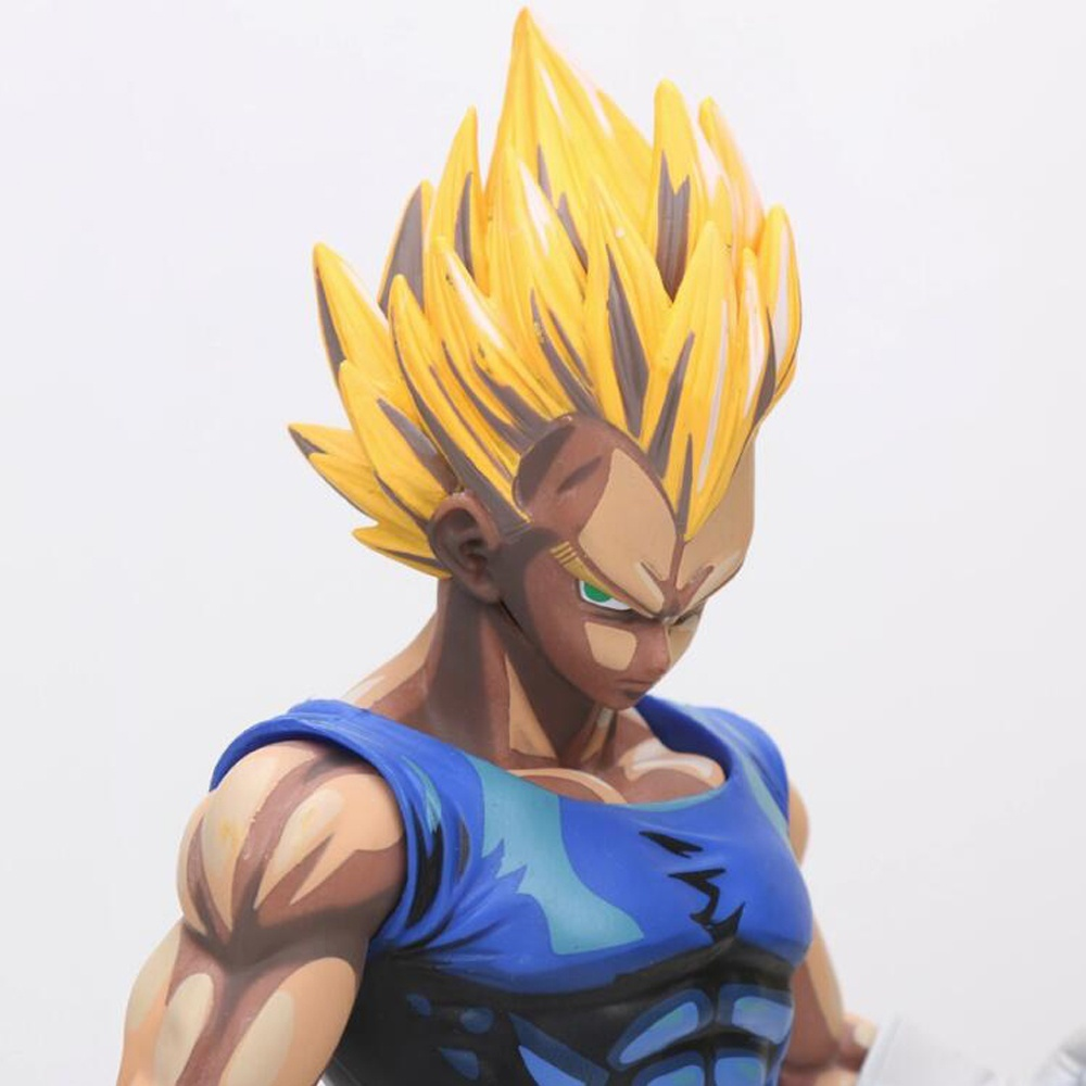 <font><b>Anime</b></font> <font><b>Dragon</b></font> <font><b>ball</b></font> Z MSP The <font><b>Vegeta</b></font> Manga Ver. <font><b>Super</b></font> <font><b>Saiyan</b></font> PVC Action Figure Comic Model Toy