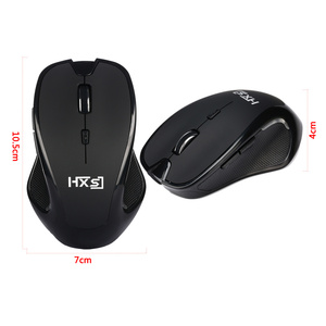 Image 5 - HXSJ new 2.4G wireless mouse usb mouse optical mouse gaming mouse for computer PC notebook accessories