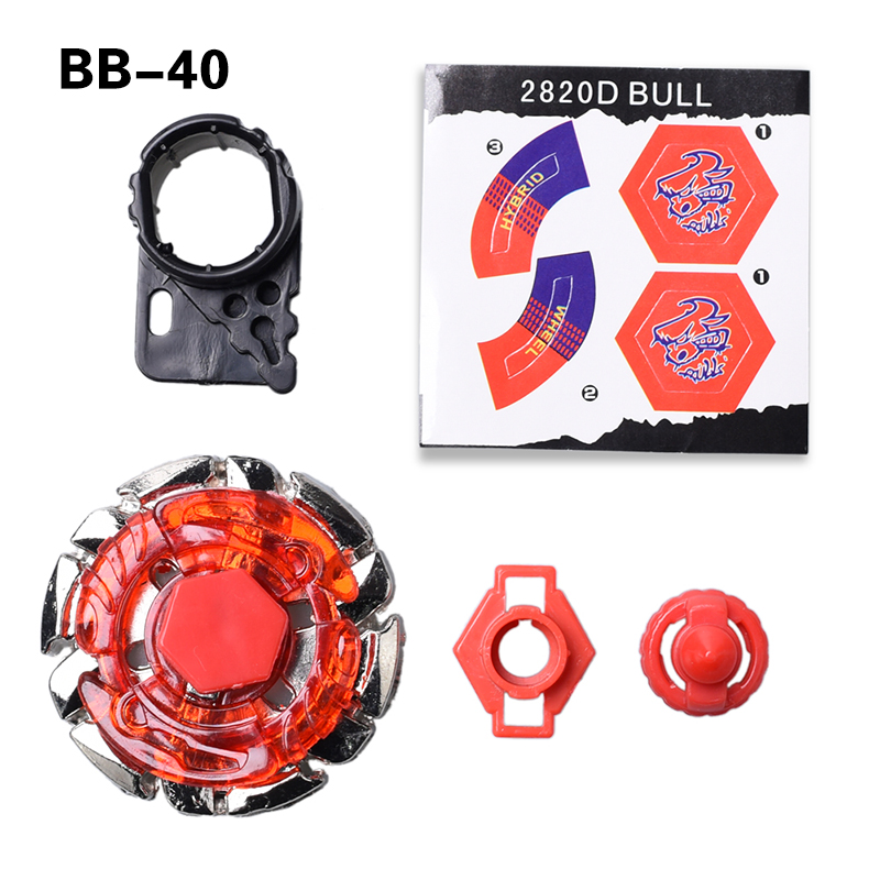 1pcs Beyblade Without Launcher Metal Fusion 4D BB40 ...