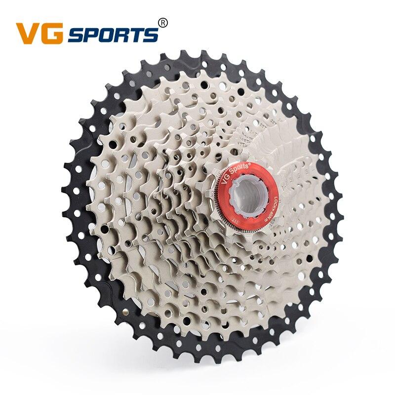 VG スポーツ 11 42 t 11 スピード mtb カセット自転車フリーホイールスプロケット cdg 11 s マウンテンバイクフリーホイール 42 t 超軽量 542 グラム  グループ上の スポーツ & エンターテイメント からの 自転車フリーホイール の中 1
