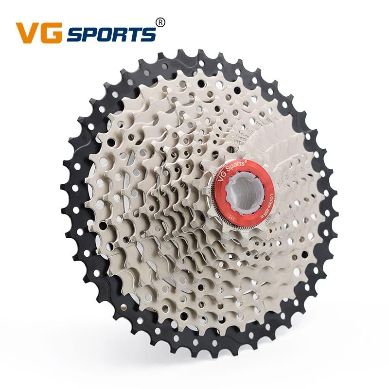 VG sport 11 42 T 11 prędkość MTB kaseta rowerowa koło zębate z cdg 11 S rower górski wolne koło 42 T ultralight 542g w Wolnobiegi rowerowe od Sport i rozrywka na AliExpress - 11.11_Double 11Singles' Day 1