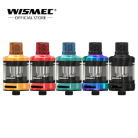[Official Store]Original Wismec AMOR NS Pro Atomizer Tank with WS04 MTL 1.3ohm/WS01 0.2ohm Head Top Filling Fit CB-80 Kit