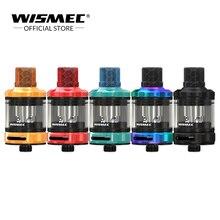 [Loja oficial] Original Wismec AMOR NS Pro Tanque Atomizador com WS04 MTL 1.3ohm/WS01 0.2ohm Cabeça Topo enchimento de Ajuste Kit CB-80