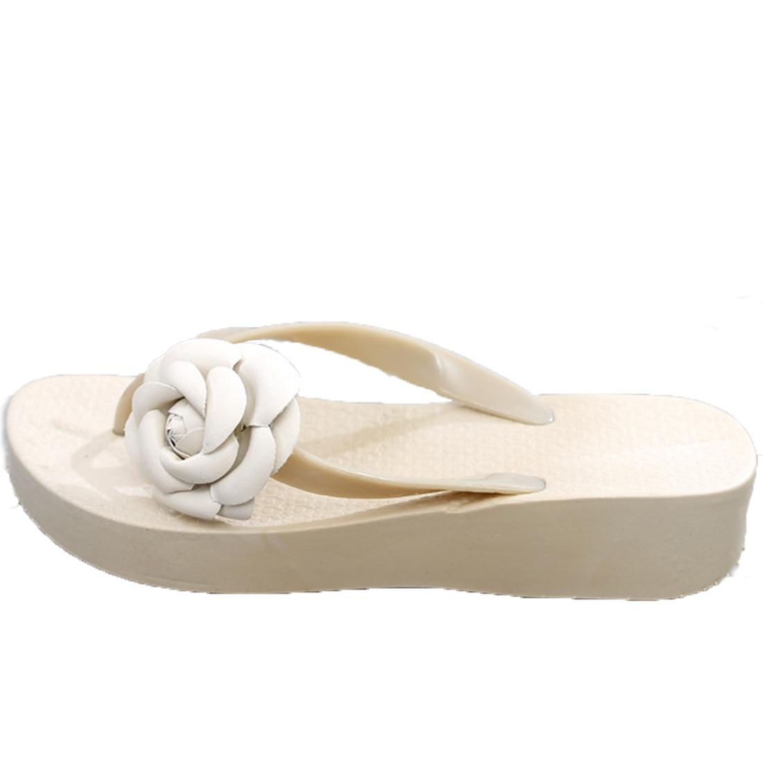 Women sandals 2017 New Summer Shoes Platform Slippers wedges flip flops lady's flower slippers Shoes Woman phyanic 2017 summer women sandals platform wedges sandals hook