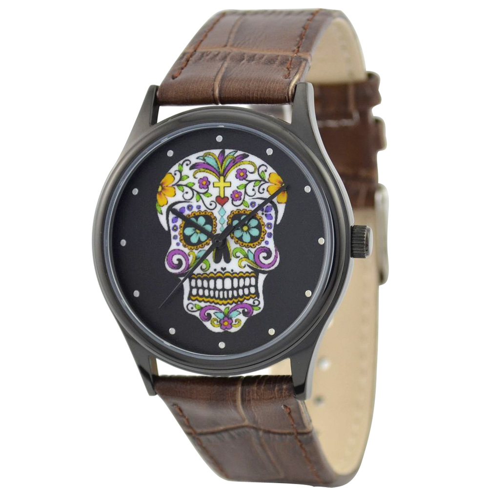 Watches Hearty Skull Watch Colorful Unisex Free Shipping Worldwide High Standard In Quality And Hygiene