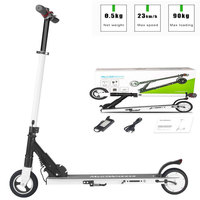 6 Inch Smart Foldable Electric Scooter 2 Wheels Skate Board Adult/Children Foldable Hoverboard