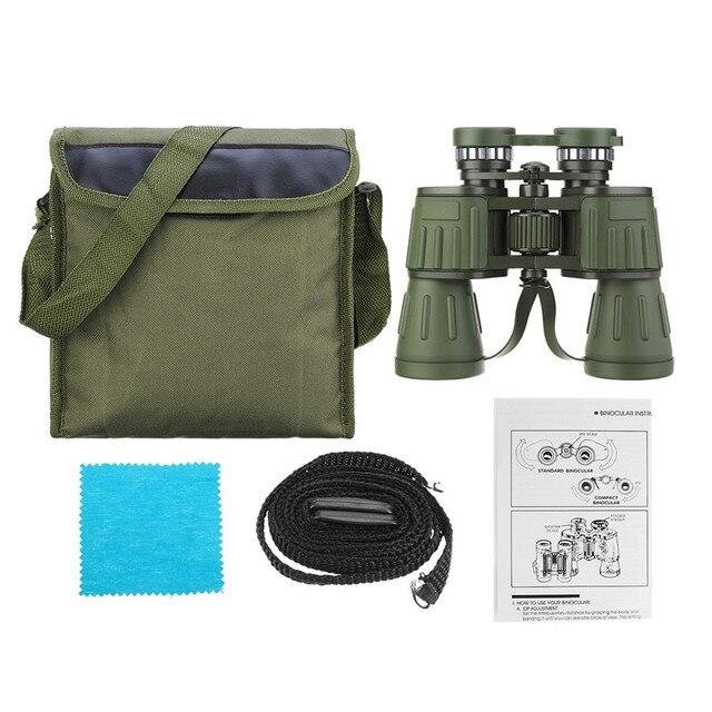 60x50 Night Vision HD Binoculars Military Zoom Powerful Adjustment Outdoor Hunting Optics Astronomical Telescope 5