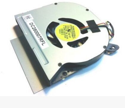 Laptop CPU Cooling Fan 5V 0.5A For Dell Latitude E6410 E6510 CPU Cooling Fan 4-Pin OTCF42 DFS601705MB0T New