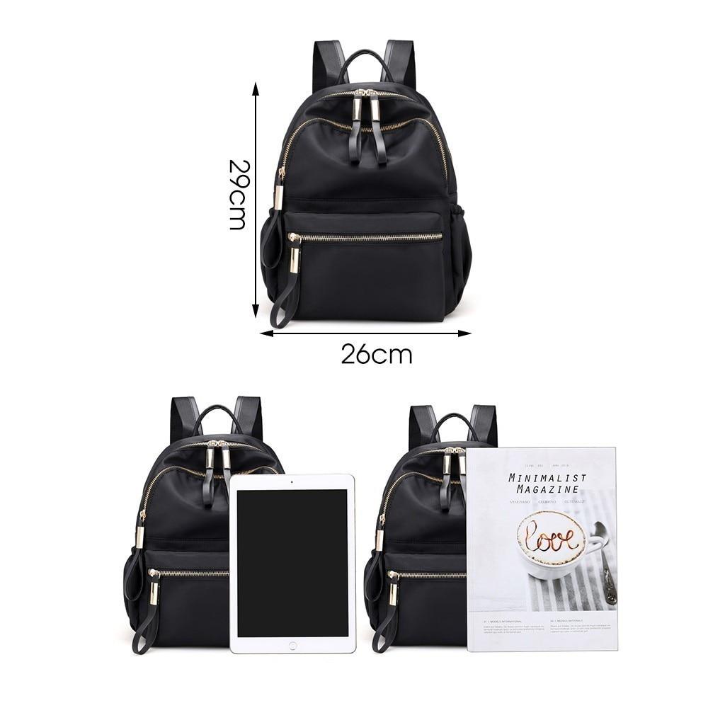 8dbb69f56e81 Herald Fashion Backpack Women Leisure Back Pack Korean Ladies ...