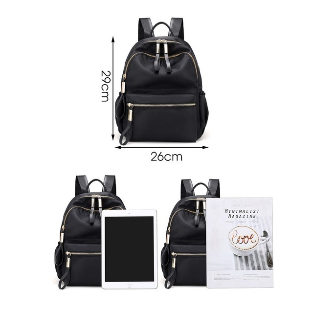 Leisure Knapsack Casual Travel Bags