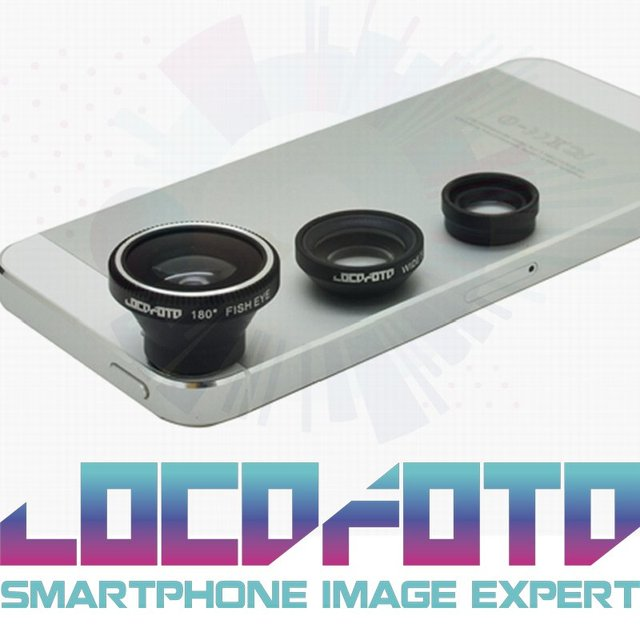 3in1 Small Macro + Wide Angle + Fisheye Camera digital Detachable Lens kit For iPhone 4G/S 5G Samsung Galaxy S3 Free Shipment