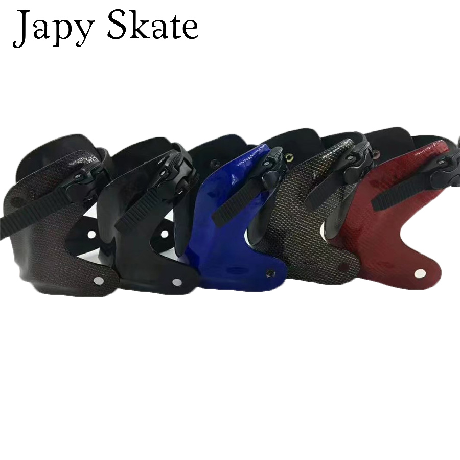 Japy Skate SEBA IGOR KSJ TRIX Carbon Fiber CUFF Set For Inline Skate Kit Include Customize Set Buckle and Trapezoid Belt PatinesJapy Skate SEBA IGOR KSJ TRIX Carbon Fiber CUFF Set For Inline Skate Kit Include Customize Set Buckle and Trapezoid Belt Patines