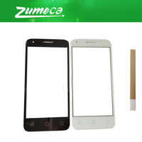 4.5 Inch For Alcatel One Touch Pixi 3 4.5 5019 5019D 5019A OT5019D OT 5019D 5019A OT5019 Front Outer Glass Touch Panel +Tape