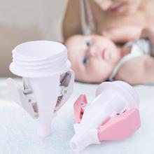 Молокоотсосы аксессуары для кормления ребенка портативное хранение грудного молока зажим для пакетов адаптер для стандартный размер молокоотсос