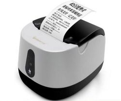 58mm USB + drukarka termiczna bluetooth hurtownie wysokiej jakości pokwitowań termiczna POS maszyna drukarki drukowanie