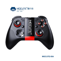 MOCUTE 054 Wireless Bluetooth Remote Control Gampad Joystick PC Draadloze Controller For IOS Android PC Smart