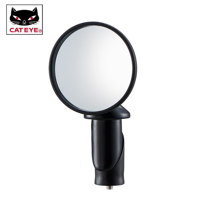 CATEYE BM-45 Bicycle Barend Mirror Bike Mirror Universal Rotate Cycling Bike Handlebar Rear View Rearview Mirror Bike Accessory