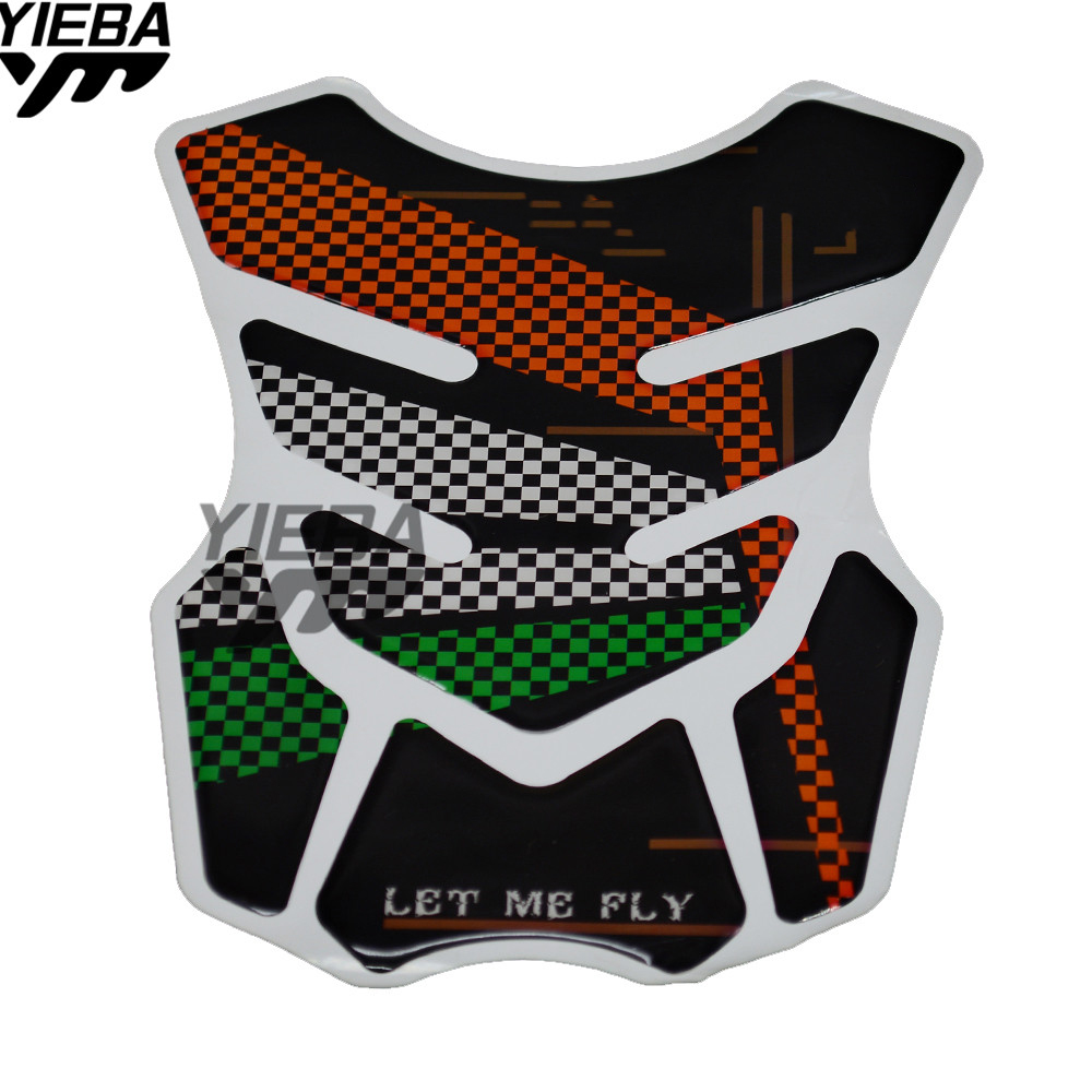 Motorcycle Accessories Tank Pad tank Protector Sticker 3M FOR benelli TNT300 TNT600 BN251 BN302 BN600 Keeway RK6 Free shipping