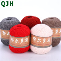 70g 1 1 Pc Cashmere Line Genuine Hand Knitted Wool Cashmere Yarn Wool Cashmere DIY Weave